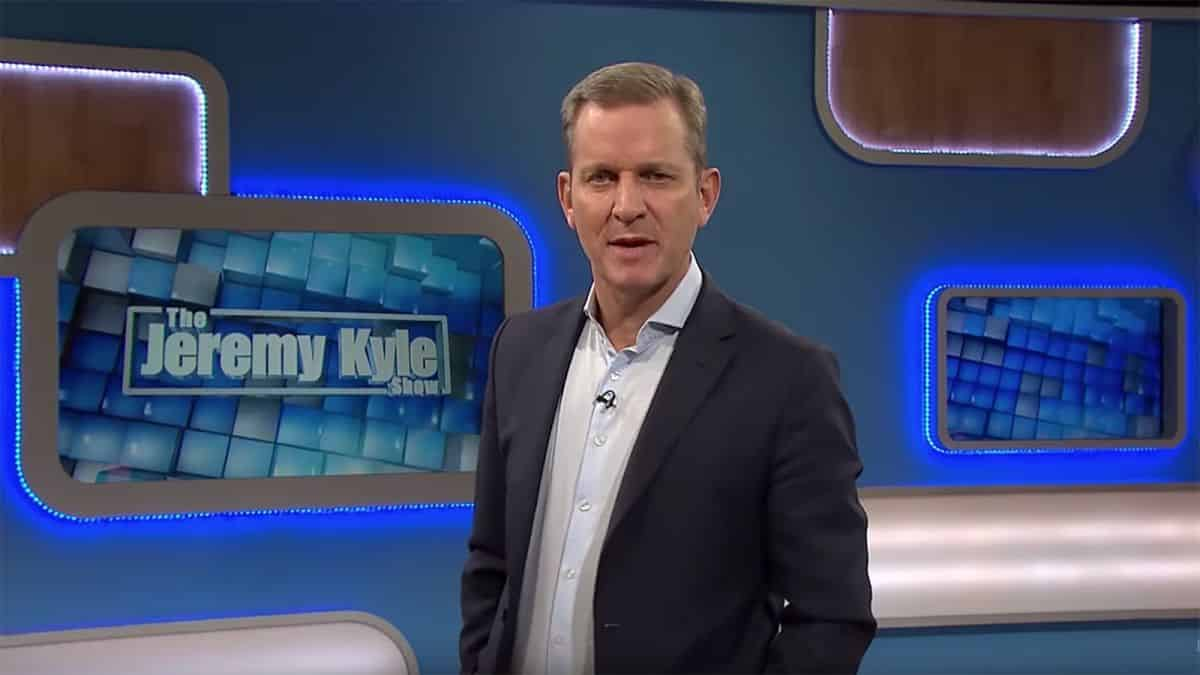 Jeremy Kyle Show taken off air
