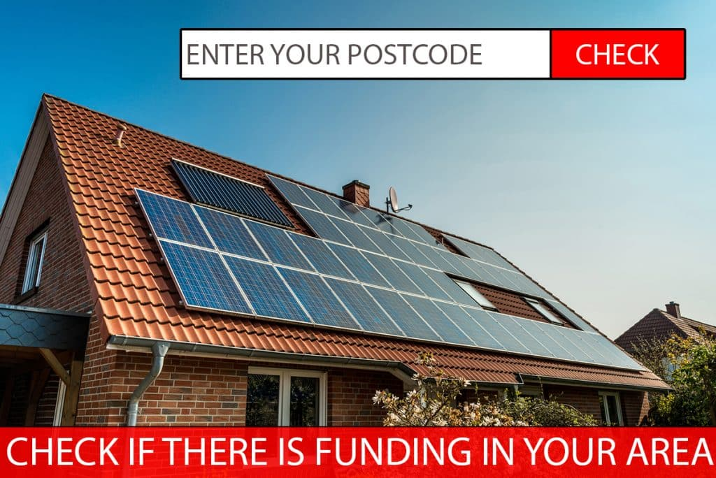 Solar Panel funding Advertorial