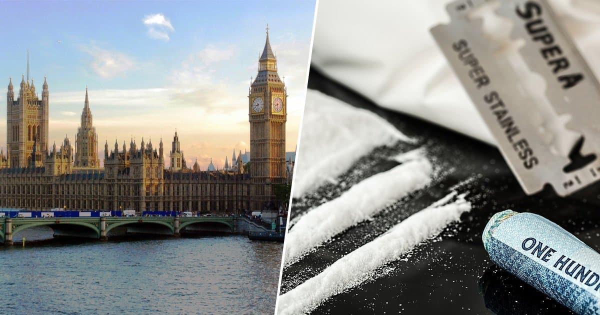 Cocaine in Parliament