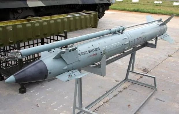 Russian Tor Missile