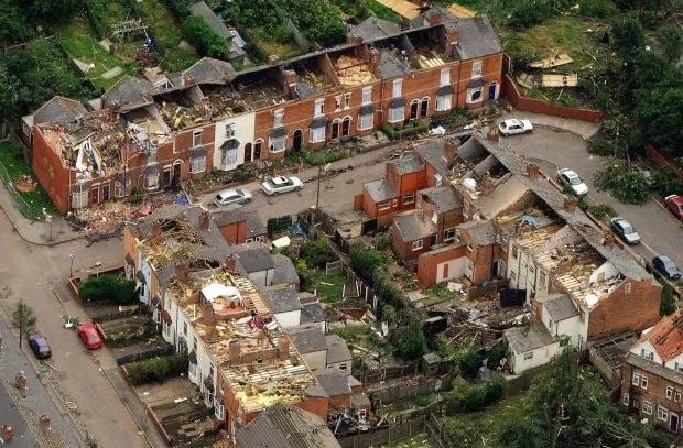 Birmingham Tornado