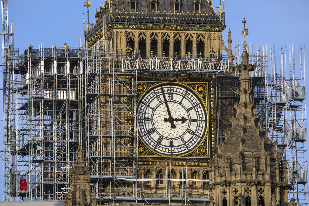 Big Ben Restpration