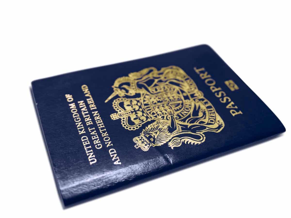 Blue Passport for post-Brexit UK
