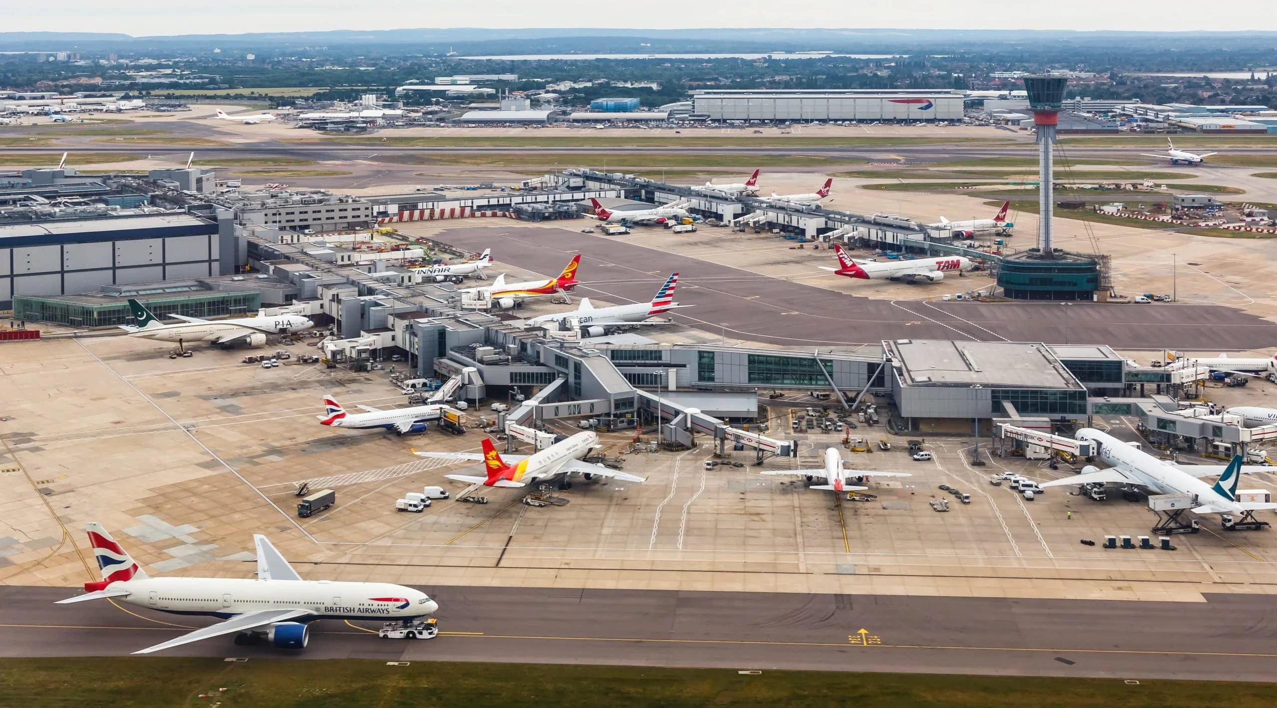 Government won't appeal court decision to block third runway at Heathrow