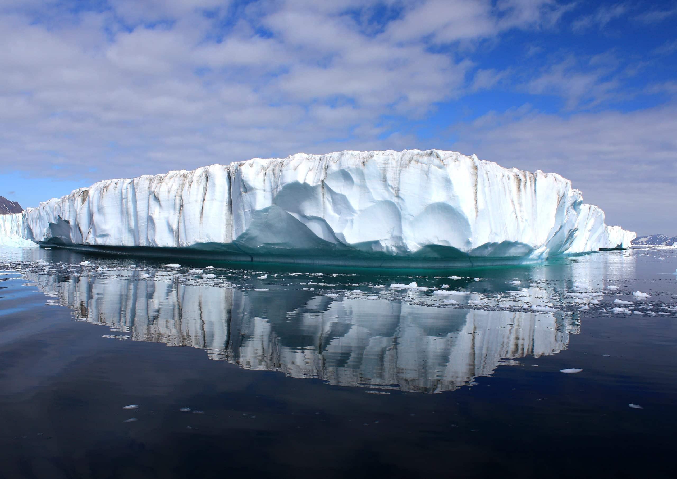 Melting ice has raised global sea levels