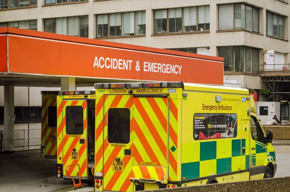Accident and emergency hospital