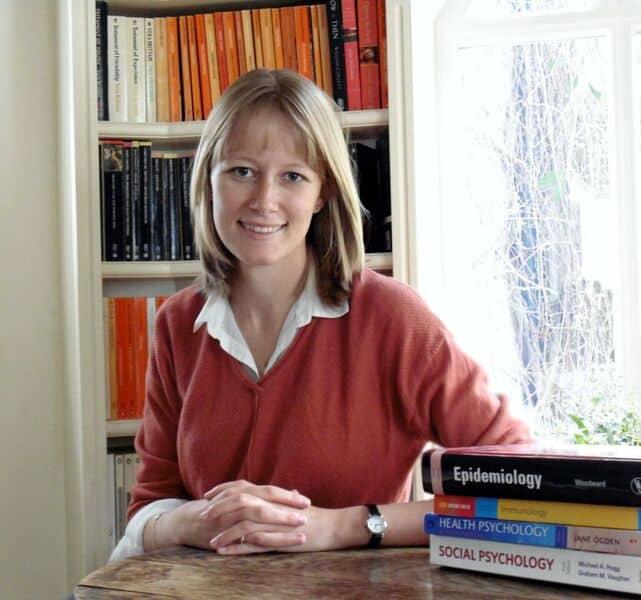 Dr Daisy Fancourt