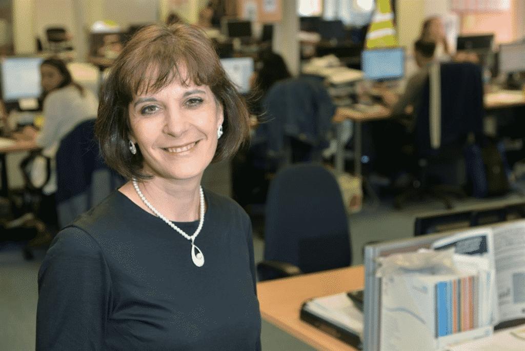 Deborah Alsina MBE, Chief Executive of Independent Age