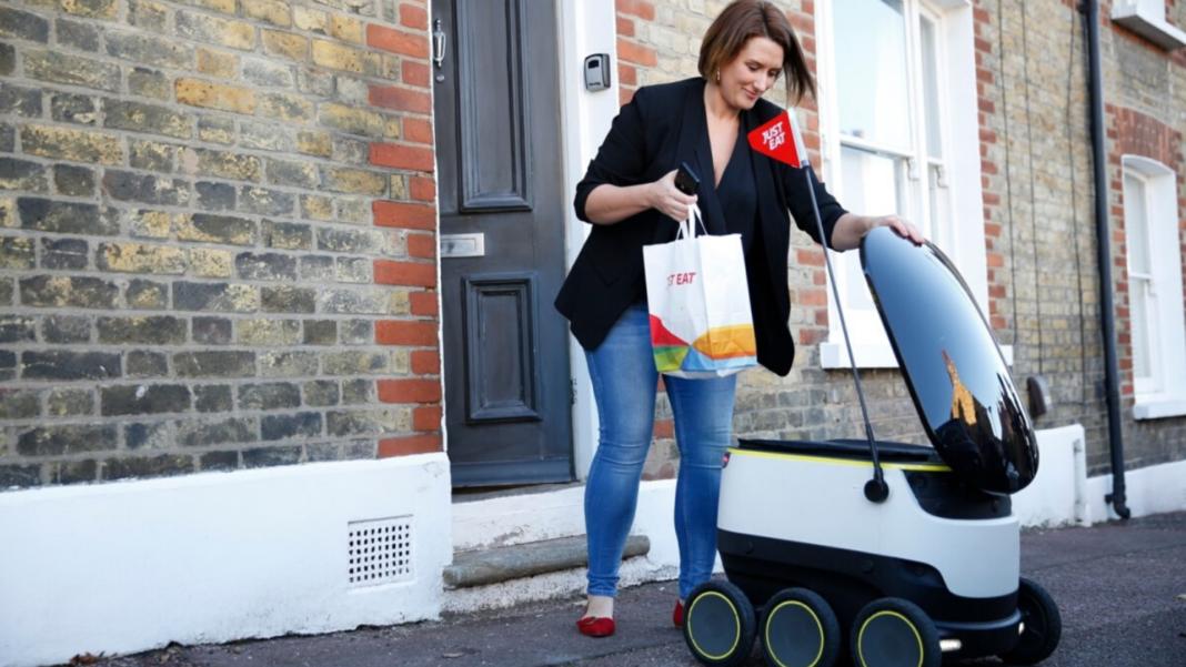 Shopping Robots Milton Keynes