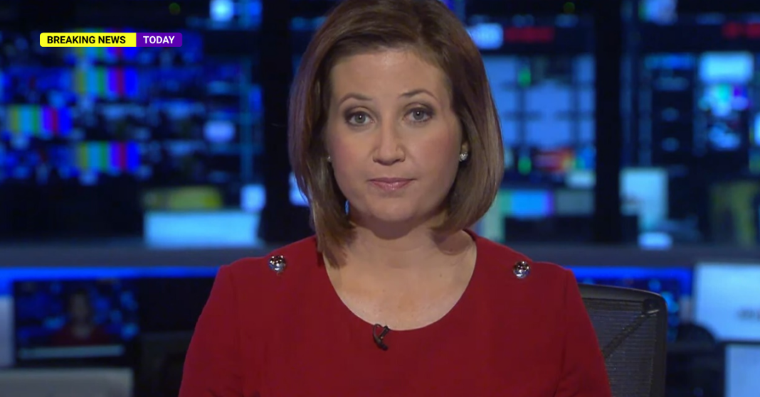 Sky News Presenter