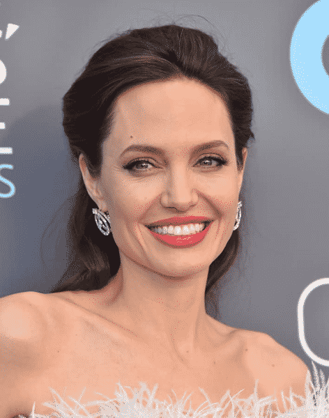 Angelina Jolie donated 1 million dollars