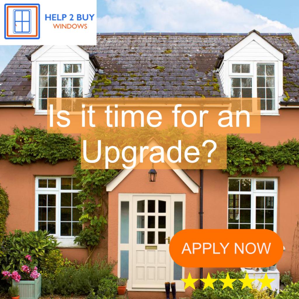 H2B Windows Advert