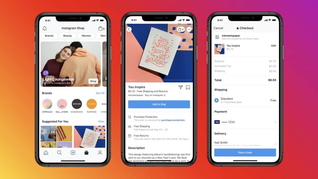 Facebook Launches Shops Feature To Help Small Businesses