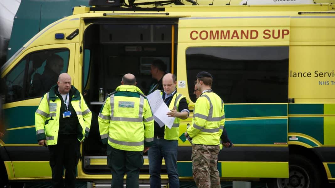 UK coronavirus death toll hits 33,186 as 494 more die