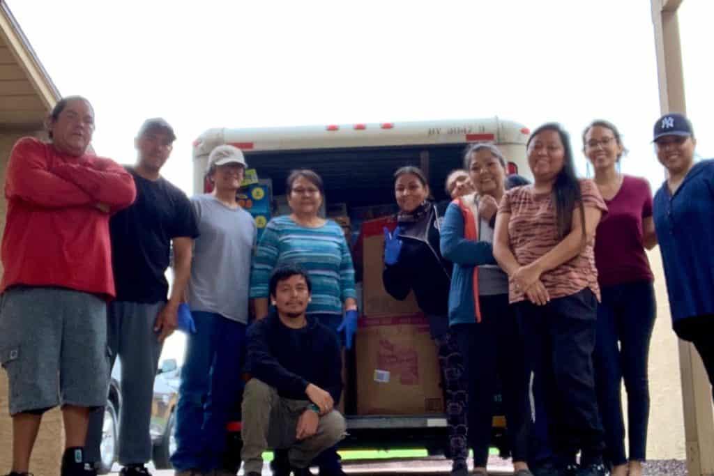 Ireland help raise $1.8m for Native American tribe affected by coronavirus
