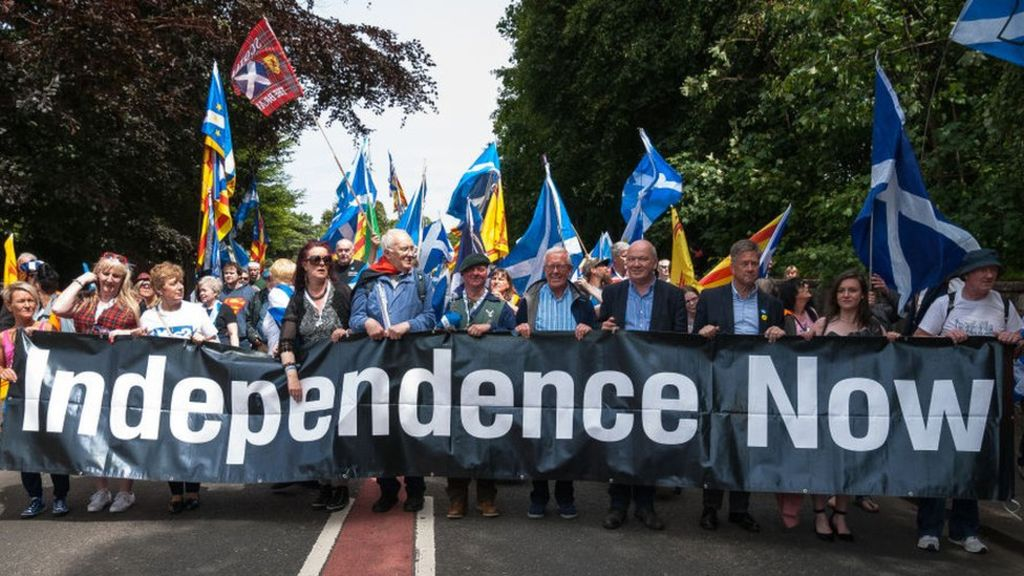 Over Half of Scots Think There Should Be Another Independence Referendum