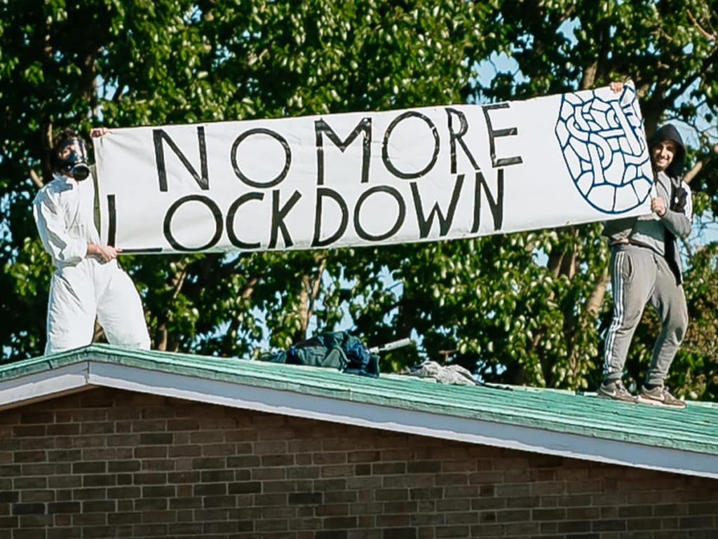 Mass Gathering Planned at Lockdown Protest in Southampton