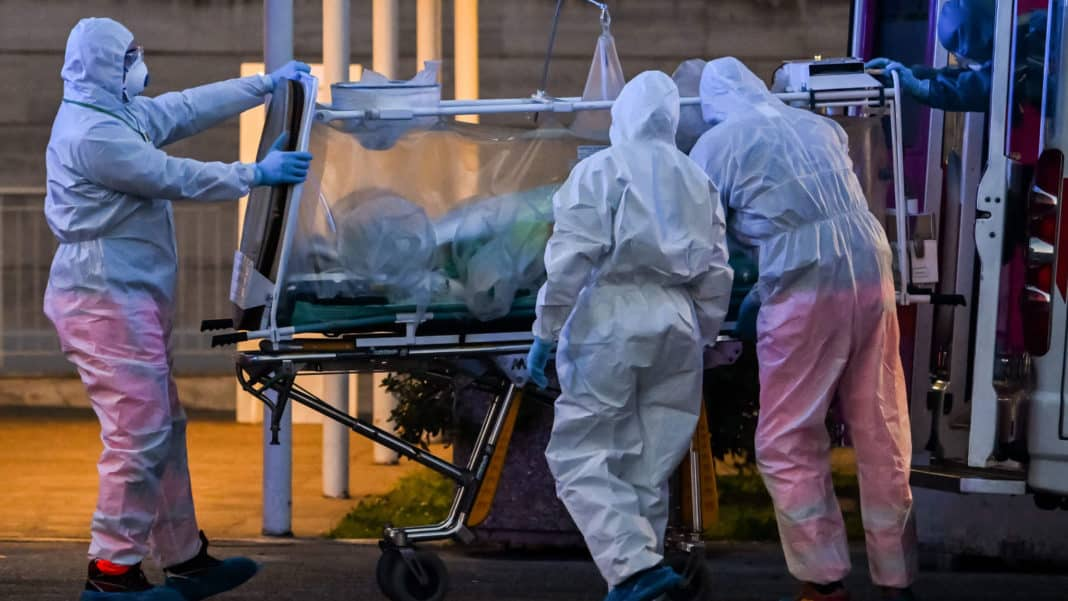 COVID-19 deaths in UK reach 30,615 after 539 more die