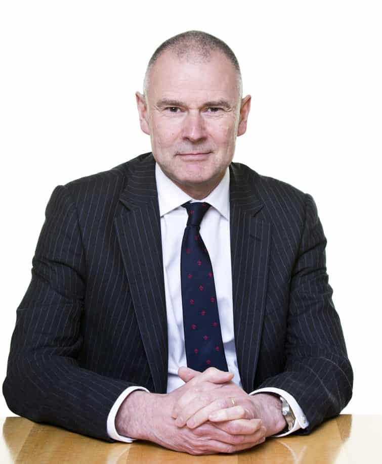 chief exec of Lloyds commercial banking, David Oldfield.