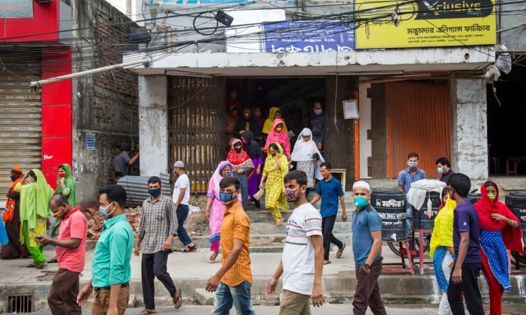 UK Charity Incentive Helping Bangladeshi Garment Factory Workers
