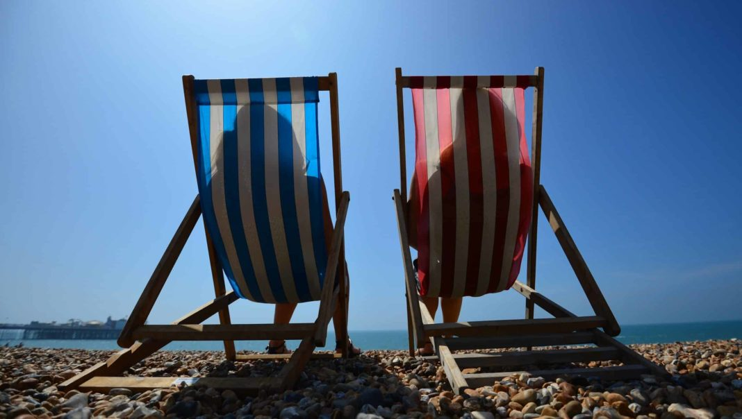 UK could see temperatures of up to 34C in the coming days
