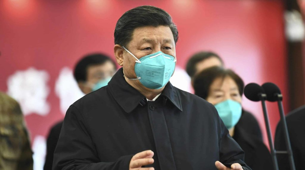 China 'delayed releasing important information' says leaked WHO report
