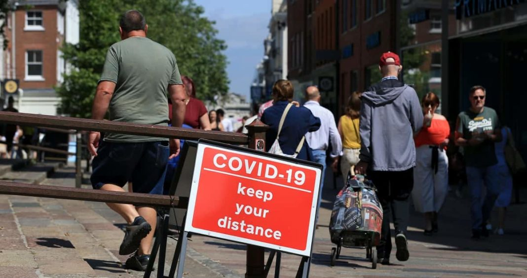 15 people die with COVID-19 in UK - lowest daily toll since mid-March