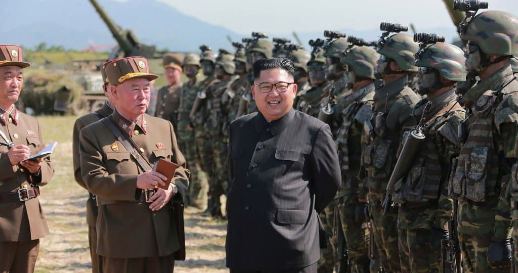 North Korean troops to be deployed to South Korean border