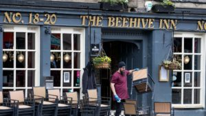 Scottish pubs and restaurants to reopen in July