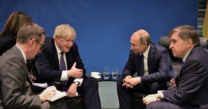 UK took its 'eye off the ball' over Russia interference threat, says ISC