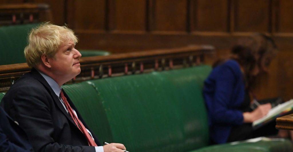 Boris Johnson claims there is no 'smoking gun' in Russia report