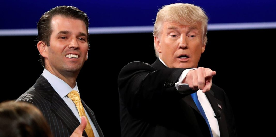 Twitter suspends Donald Trump Jr over 'misleading' video