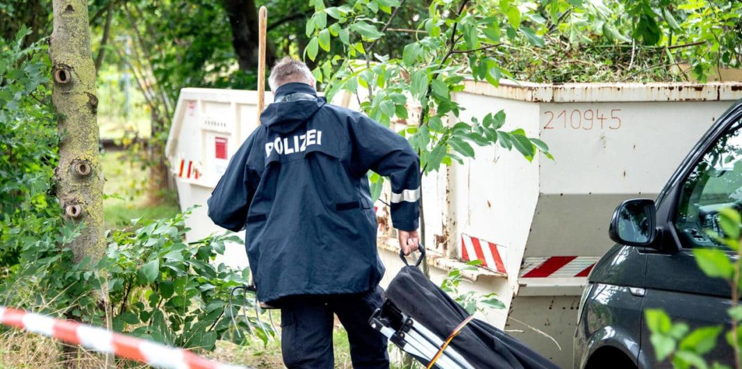 Madeleine McCann police resume search of Hanover allotment