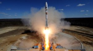 UK says that Russian satellite test had the 'characteristics of a weapon'