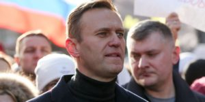 Russian opposition leader Alexei Navalny 'poisoned'