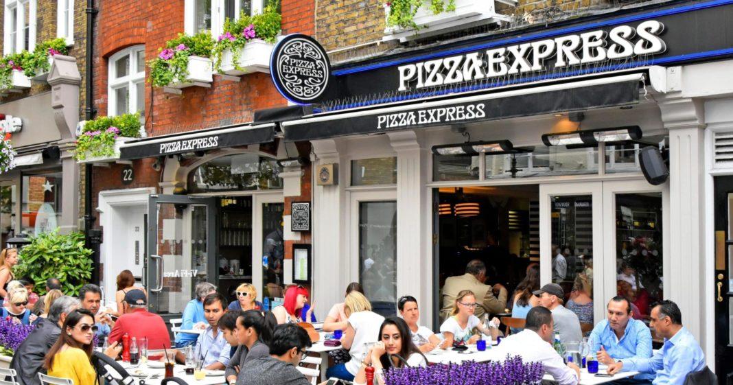 1,100 jobs at risk as PizzaExpress looks at closing 67 restaurants