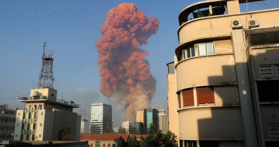 Explosion in Beirut ahead of Hariri verdict