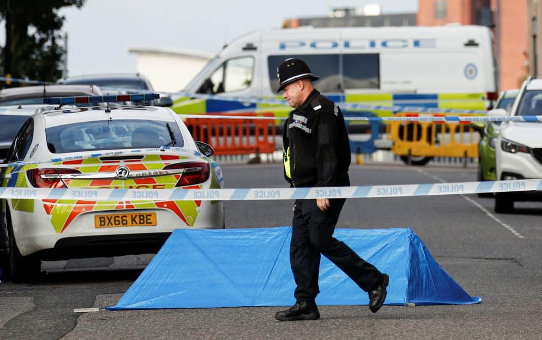 Man, 27, arrested on suspicion of murder over Birmingham attack