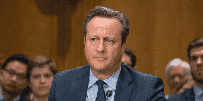 David Cameron admits 'misgivings' about Boris Johnson's Brexit plan