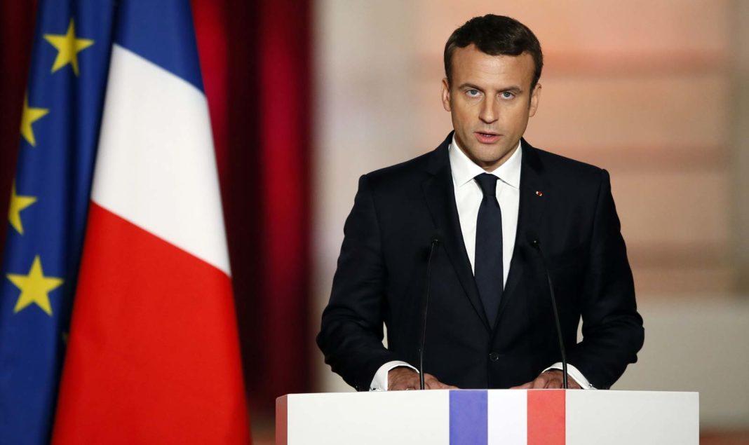 Emmanuel Macron refuses to condemn Charlie Hebdo cartoons