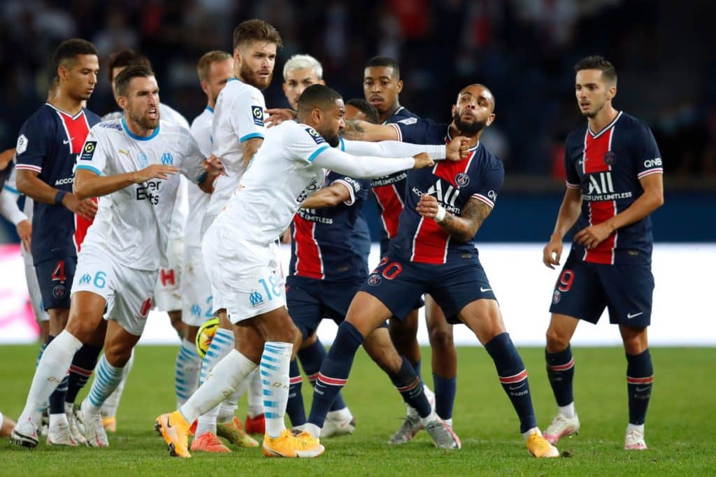 Neymar claims he was racially abused by opponent during mass brawl