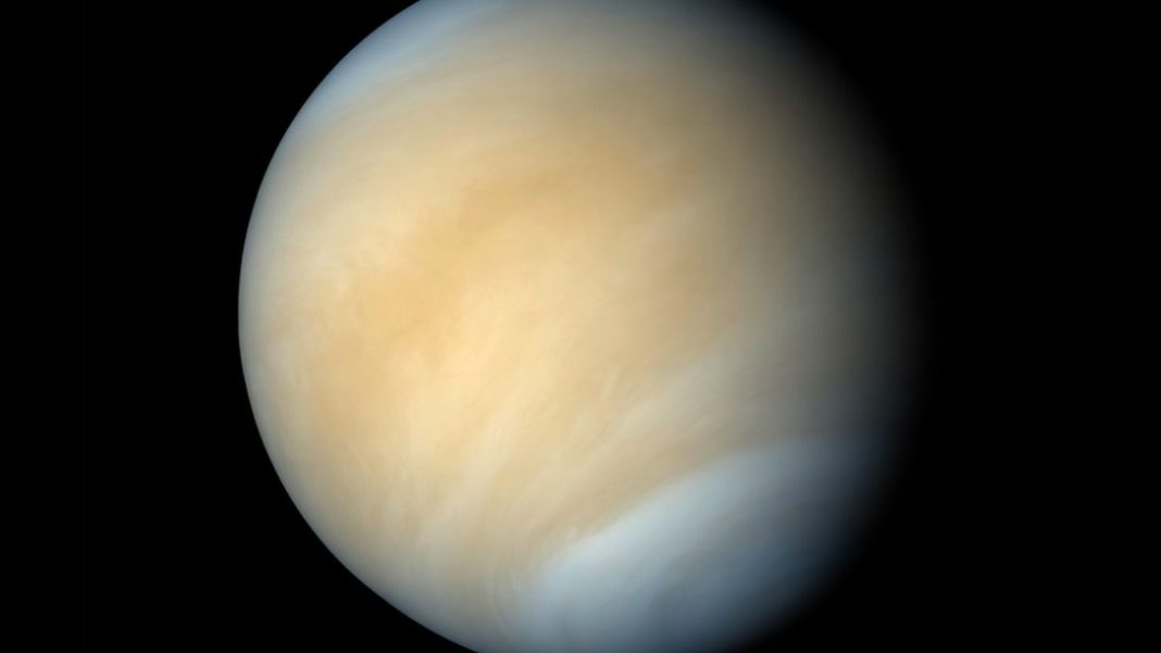 Venus shows signs of alien life detected