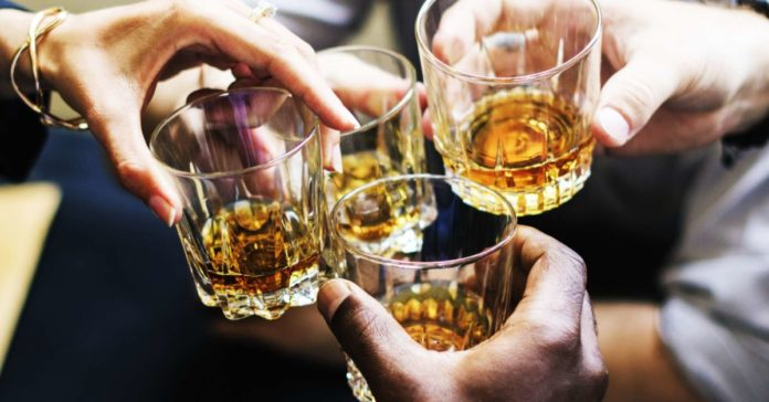 Number of high-risk drinkers has 'doubled since lockdown'