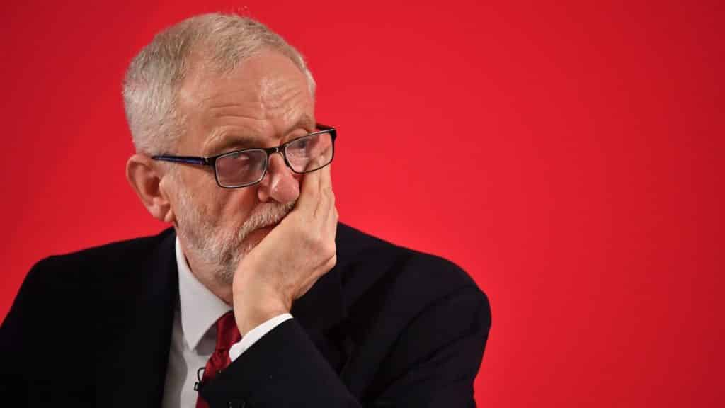 Jeremy Corbyn suspended from Labour party