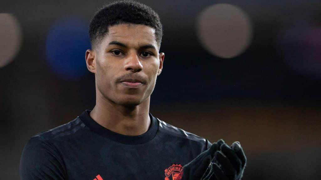 Marcus Rashford starts petition to provide more free school meals