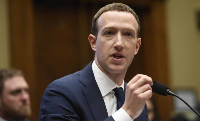 Facebook bans Holocaust denial following 'Rise in Antisemitism'