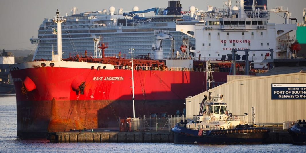 SBS ended suspected tanker hijacking with crew now safe