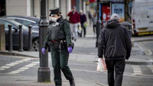Northern Ireland imposes 'circuit breaker' lockdown for four weeks