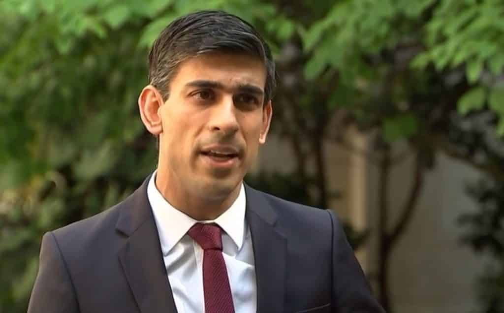 Rishi Sunak unveils three extra support measures for businesses