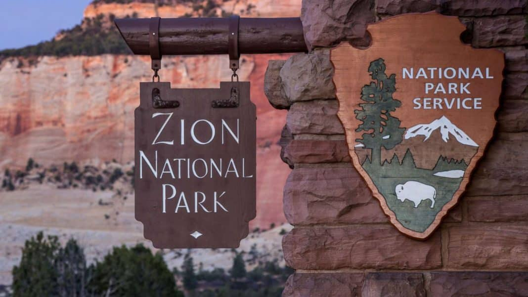 Woman missing in Utah national park for 12 days found alive